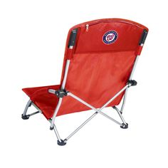 Tranquility Portable Beach Chair - Washington Nationals