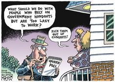 Keystone Progress Daily Funnies: Rob Rogers, April 25, 2014 | I think this is right on point!