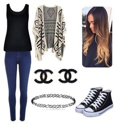 """""""Untitled #82"""" by magy662520 ❤ liked on Polyvore featuring River Island and City Chic"""