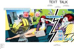 text talk - by nick knight - model lindsey wixson - garage magazine - 2012