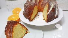 Saftiger Orangenkuchen I Meine Torten und Kuchenwelt - Benim pasta dünyam - YouTube