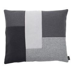 Cuscino Brick, grigio
