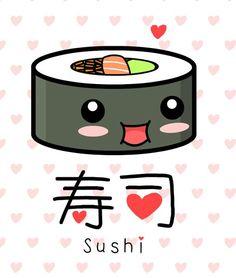 sushi kawaii! kawaii-3