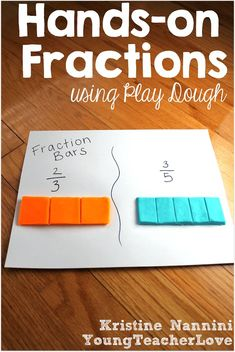I& here to share a fraction anchor chart freebie and a hands-on mini lesson idea I used with my math intervention students. When we started our unit on fractions and did our pre-assessments, I quickl 4th Grade Classroom, Middle School Classroom, 3rd Grade Math, Third Grade, Fourth Grade, Primary School, Teaching Fractions, Math Fractions, Teaching Math