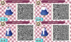 QR Code for Animal Crossing