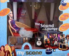 Barbie My Scene Night On The Town The Sound Lounge Playset Special Edition: Working Lights, Disco Ball & More (2003) Special Edition My Scene The Sound Lounge Playset Night On The Town Nolee Doll Exclusive to The Sound Lounge,http://www.amazon.com/dp/B0034V115A/ref=cm_sw_r_pi_dp_o2fgtb0NB1R3JTTC