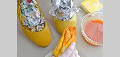 How to Dye Suede Shoes   eHow