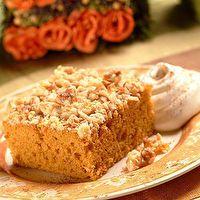 Pumpkin Crunch Cake by Nestle