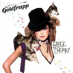 Goldfrapp - Black Cherry - Sorti le 01/08/2013 chez Mute/BMG