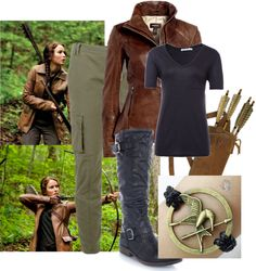 Hunger Games Costume