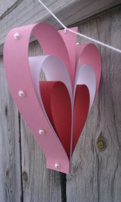 XOXO Valentine Banner Hugs and Kisses Banner by KLundquistDesigns, $12.00
