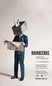Pdf By Ionesco Free Rhinoceros Download Eugene