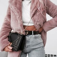 How To Coordinate Your Accessories For A New Look – Fashion Trends Street Style Outfits, Looks Street Style, Mode Outfits, Looks Style, Looks Cool, Fashion Outfits, My Style, Womens Fashion, Fashion Trends