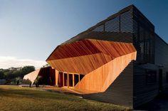 16 Beautiful Wood Facades