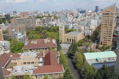 Waseda University 早稲田大学 Tokyo Travel, Tokyo Trip, Multi Story Building, Mansions, House Styles, Home, Future, Future Tense, Manor Houses