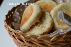 Ketunhäntä keittiössä: English Muffins