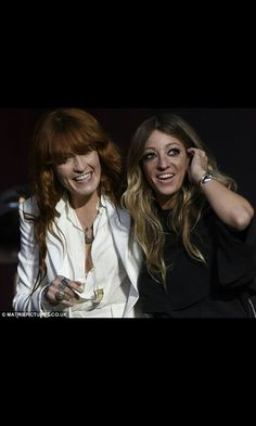 Florence Welch and isa