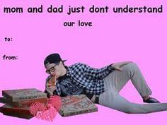 jarrod alonge pop punk vocalist valentines day card