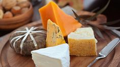 PHOTO: Assorted Artisan Cheese on a platter is a common snack in Paris.