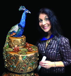 Kim Simons, top 10 cake artist 2013, --www.cakesbykimsimons.com  - New Jersey