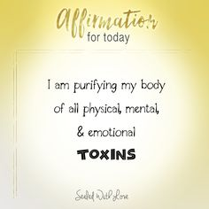 This affirmation is helpful in releasing stored negative toxins within the body. Positive Affirmations Quotes, Morning Affirmations, Affirmation Quotes, Positive Quotes, Morning Mantra, Awakening Quotes, Healing Words, Inspirational Quotes, Motivational