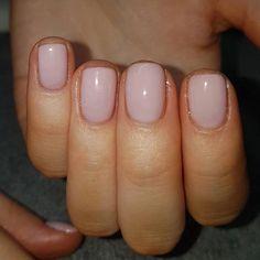 Opi Gel Manicure Ideas Colour Ideas For 2019 Shellac Nails, Manicure Y Pedicure, Nude Nails, Gel Manicure Designs, Manicure Ideas, Nails Design, Design Design, Natural Gel Nails, Short Natural Nails