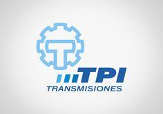 Diseño de marca para TPI Transmisiones