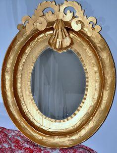 cardbord mirror by Marie M.