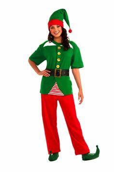 Jolly elf adult costume christmas costumes pinterest adult