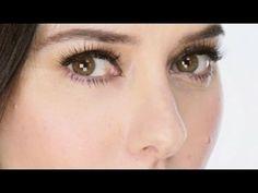 How To Apply False Lashes by Lisa Eldridge, makeup artist