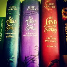 My most important treasure! #TheLandOfStories ♡