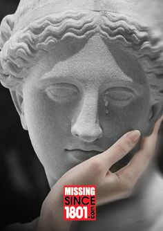 MISSING Awareness Campaign MISSING is a first-ever global awareness campaign, which echoes the efforts around the world to educate and connect people and resources to effect the return from London to Athens of the Parthenon Sculptures - an initiative developed by The American Committee for the Reunification of the Parthenon Sculptures, Inc.
