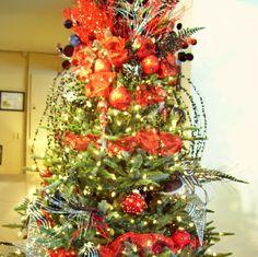 Idéias de decoração, árvore de Natal bonito com frutas Detalhes: 17 foto maravilhosa Idéias decoração para o Dia de Natal