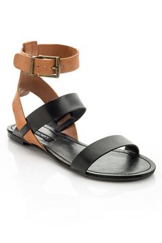 Sunday Deals and Steals- Lynne from Shoemint Shoe Boots, Shoes Sandals, Shoe Bag, Leather Sandals, Brown Sandals, Strappy Sandals, Neutral Sandals, Gladiator Flats, Simple Sandals