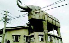 Lagos Elephant House, Nigeria