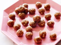 Homemade No-Cook Cookie Balls are the perfect after-school snack.