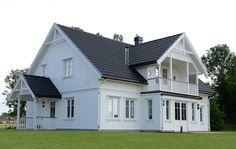 Aurdal house prefabricated Norway