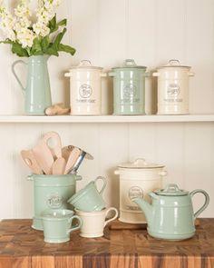 Trouvailles Pinterest: Une touche pastel Source: beautifulkitchensblog.co.uk