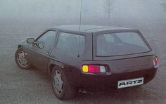 Porsche 928 ARTZ