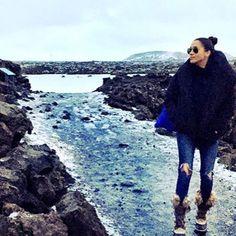 """50 Likes, 2 Comments - Rachel Meghan Markle (@meghanmountbatten_windsor) on Instagram: """"Meghan in Iceland  #meghanmarkle"""""""