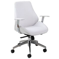 Impacterra Andrew Desk Chair Upholstery Brown Products