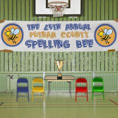 25th annual putnam county spelling bee decorations - Google Search