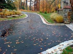 Top 40 Best Driveway Edging Ideas - Inviting Border Designs
