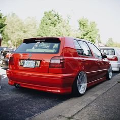 Golf Mk3, Vw Golf 3, Volkswagen Golf, Modified Cars, Mk1, Truck, Wheels, Instagram, Design Cars