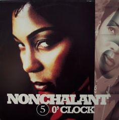 Nonchalant was a female rapper\songwriter that was signed to MCA Records.  BRING BACK REAL HIP HOP !
