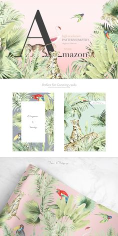 Graphic Design Pattern, Graphic Patterns, Print Patterns, Pattern Print, Design Art, Watercolor Pattern, Watercolor Cards, Pattern Illustration, Watercolor Illustration
