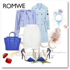 Romwe 01 by aida-1999 on Polyvore featuring moda and VIVETTA