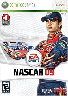 NASCAR 09  Xbox 360 by Electronic Arts ** You can get additional details at the image link. Note:It is Affiliate Link to Amazon.