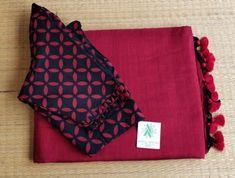 Cotton Saree Designs, Saree Blouse Neck Designs, Fancy Blouse Designs, Blouse Patterns, Skirt Patterns, Coat Patterns, Sewing Patterns, Blue Silk Saree, Tussar Silk Saree