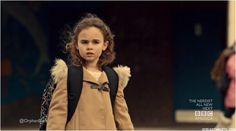 Orphan Black: Sarah's daughter Kira
